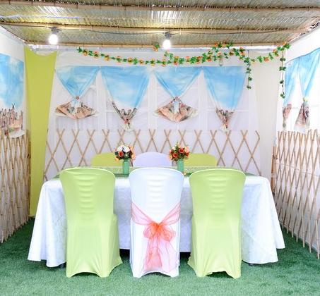 שומרים וצובעים! כיסוי כיסא פלסטיק מתאים לכל אירוח ואירוע, עשוי מבד Spandex במגוון צבעים לבחירה - תמונה 4