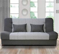 ספה אירופאית נפתחת למיטה רחבה עם ארגז מצעים דגם סוני HOME DECOR