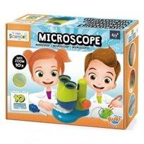 מיני מעבדה עם מיקרוסקופ מבית בוקי צרפת