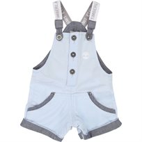 Timberland טימברלנד אוברול (1-12 חודשים) - ג'ינס תכלת