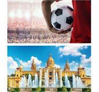 """כרטיסים למשחק אספניול מול ברצלונה כולל טיסות ו-3 לילות בברצלונה ע""""ב א.בוקר רק בכ-€585* לאדם!"""
