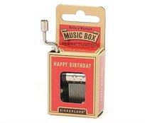 Kikerland// תיבת נגינה Happy Birthday