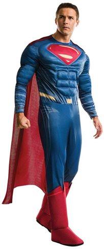 סופרמן שחר הצדק  שרירי דלוקס מבוגרים