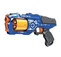 אקדח G-FORCE אקדח קולט פיסמייקר כולל 20 כדורי ספוג