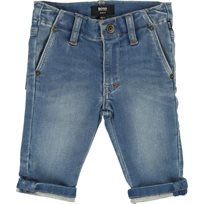BOSS בוס ג'ינס (3 חודשים- 2 שנים) - כחול בהיר