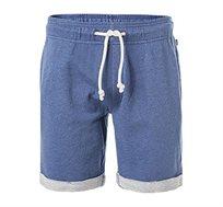 מכנסיים קצרים Napapijri לגברים בצבע כחול