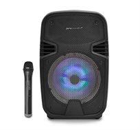 רמקול Bluetooth נייד עם מיקרופון אלחוטי Pure Acoustics
