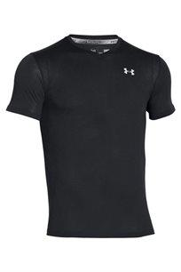 חולצת ריצה לגבר Under Armour דגם 1283380-001 - שחור