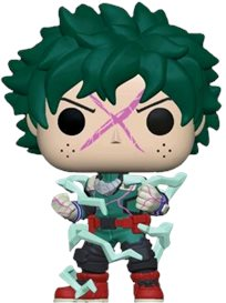 Funko Pop -Deku Full Cowl (Glow) Exc (My Hero Academia)   בובת פופ