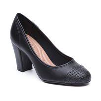 Beira Rio - נעלי עקב לנשים בצבע שחור