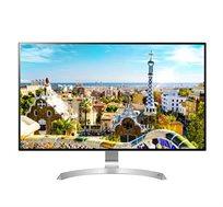 """מסך מחשב 32"""" LG דגם 32UD99-W מקצועי ברזולוציית 4K Ultra HD  פנאל IPS וחיבור USB Type-C"""