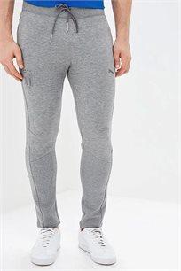 מכנסי טרנינג PUMA לגבר דגם 75260406 בצבע אפור