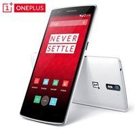 """סמארטפון """"5.5 One Plus One 64GB דור 4 LTE עם מעבד 4 ליבות, מצלמה 13Mpx, עיצוב דק + 2 שנות אחריות!"""