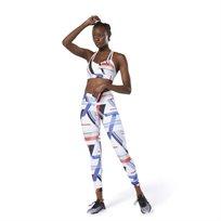 Reebok נשים// Lux Bold Tights Vorta White