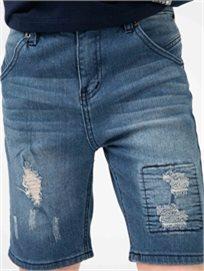מכנסי גינס תיפורים פרומים