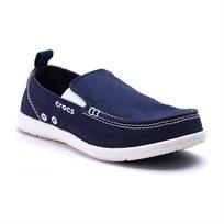 Crocs Walu - נעל גברים ללא שרוכים בצבע נייבילבן