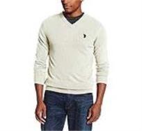 סוודר גברים U.S. Polo Assn דגם 5070