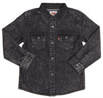 LEVI'S ילדים קטנים // modern westren shirt black