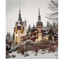 """חופשת חורף ברומניה ל-3 או 4 לילות הכוללת טיסה, מלון ע""""ב א.בוקר ורכב לכל התקופה החל מכ- €359* לאדם!"""