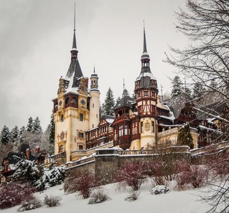 """טיסות לרומניה ל-3 או 4 לילות כולל מלון ע""""ב א.בוקר ורכב שכור החל מכ- €359*"""