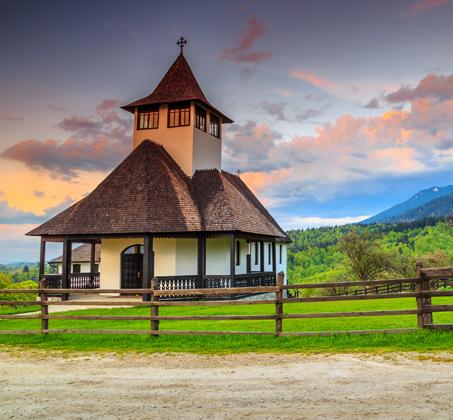 חופשת חורף ברומניה ל-3 או 4 לילות הכוללת טיסה, מלון ע