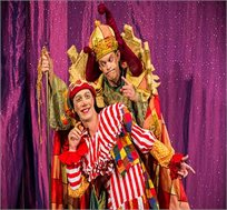 כרטיס להצגה 'ליצן החצר' של תיאטרון אורנה פורת ב- 9.12
