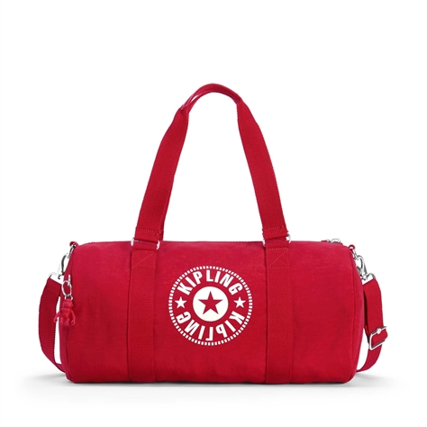תיק ספורט Onalo - Lively Red אדום תוסס