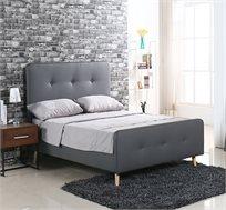 מיטה זוגית אלגנטית Vitorio Divani דגם סנסט