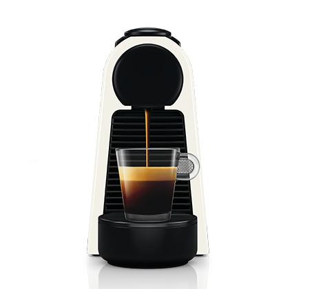 מכונת קפה NESPRESSO אסנזה מיני בצבע לבן דגם D30 - משלוח חינם - תמונה 4