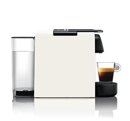 מכונת קפה NESPRESSO אסנזה מיני בצבע לבן דגם D30 - משלוח חינם - תמונה 2
