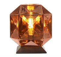 מנורת שולחן מעוצבת בסגנון מודרני דגם קנדל קופר