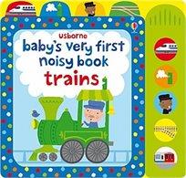 ספר צלילים לתינוק - רכבות