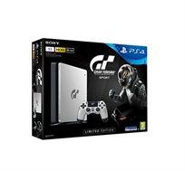 קונסולה Playstation 4 דגם SLIM בנפח 1TB מהדורה מוגבלת של GT SPORT SPECIAL EDITION