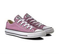 נעלי סניקרס נמוכות לנשים All Star בצבע סגול פודרה