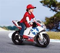 אופנוע ממונע לילדים Ducati Gp 24V מבית