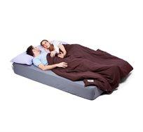 סדין נוח ומפנק למיטה זוגית מבית מילגה, בעל יכולת מתיחה לכל גודל ללא צורך בגיהוץ