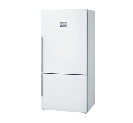 מקפיא תחתון לבן נפח אחסון 617 ליטר דגם KGN86AW30L