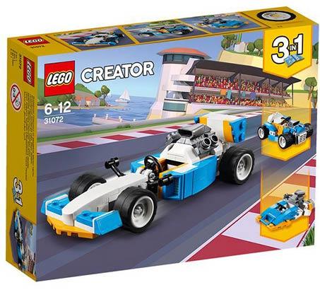מנוע טורבו - משחק לילדים LEGO