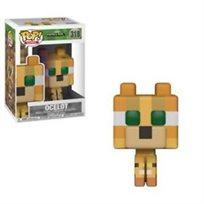 Funko Pop - Ocelot (Minecraft) 318 בובת פופ
