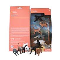5 חיות ג'ונגל National Geographic