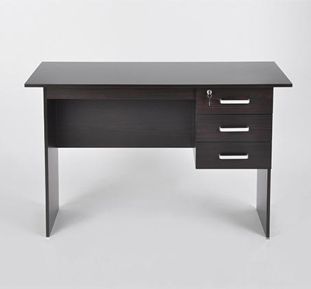 שולחן כתיבה עם 3 מגירות לאחסון