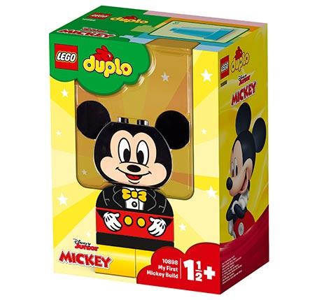 מיקי הראשון שלי LEGO דופלו