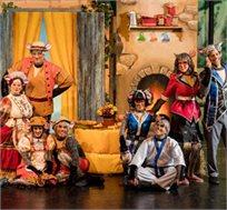 כרטיס להצגה 'עכבר העיר עכבר הכפר' - מחזמר מרהיב המברר היכן טוב יותר לגור  בעיר או בכפר?