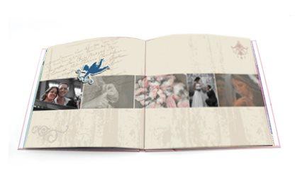 כל הרגעים האהובים! Love Album אלבום דיגיטלי איכותי A4 אנכי בכריכה קשה, מכיל 32 עמודים  - תמונה 2