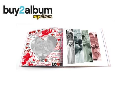 Love Album אלבום דיגיטלי 32 עמודים A4
