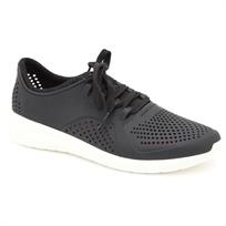 Crocs Literide Pacer W - נעלי סניקרס קרוקס בעיצוב ספורטיבי בצבע שחורלבן