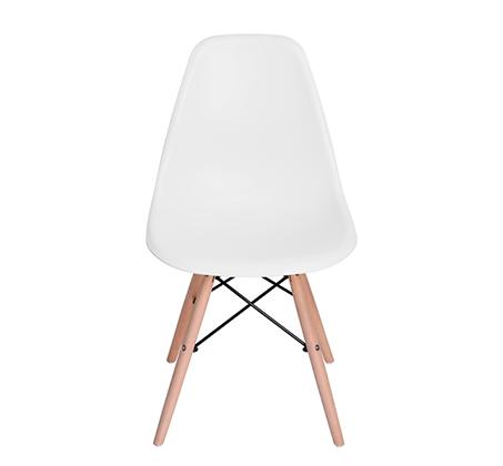 זוג כיסאות קשיחים ונוחים לשימוש בבית ובמשרד דגם לונדון Homax - תמונה 6