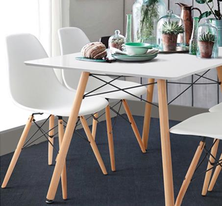 זוג כיסאות קשיחים ונוחים לשימוש בבית ובמשרד דגם לונדון Homax - תמונה 7