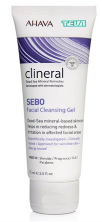 Clineral Sebo Facial Cleaner
