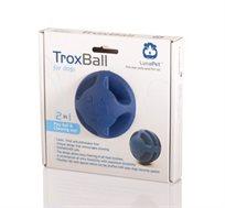 כדור לעיסה ומשחק לכלב TroxBall
